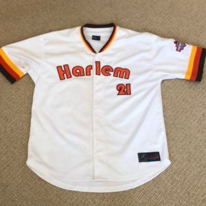 Vintage/Retro Harlem Baseball Jersey